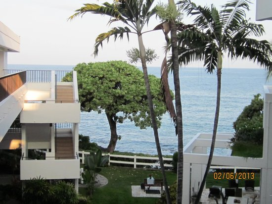 Outrigger Royal Sea Cliff: Great location