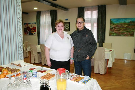 Hotel Istra : Extremely friendly and hospitable staff