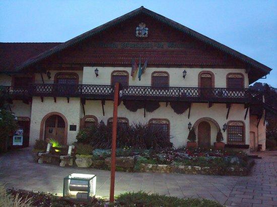 Prefeitura Municipal de Gramado: a prefeitura