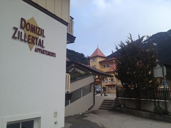 Domizil Zillertal Aufnahme