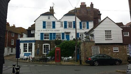 Old Borough Arms Hotel: Old Borough Arms.