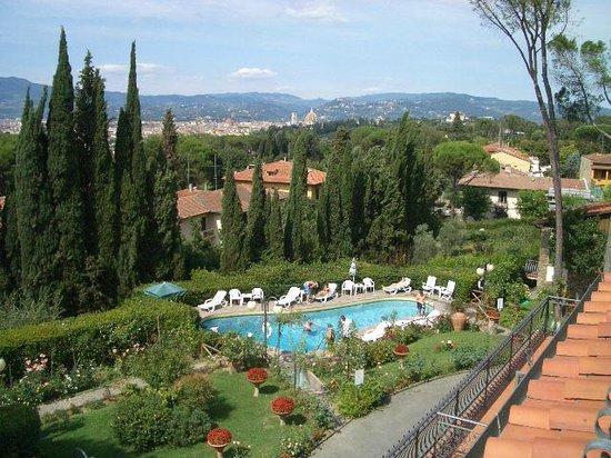 Villa Belvedere -Firenze: pool