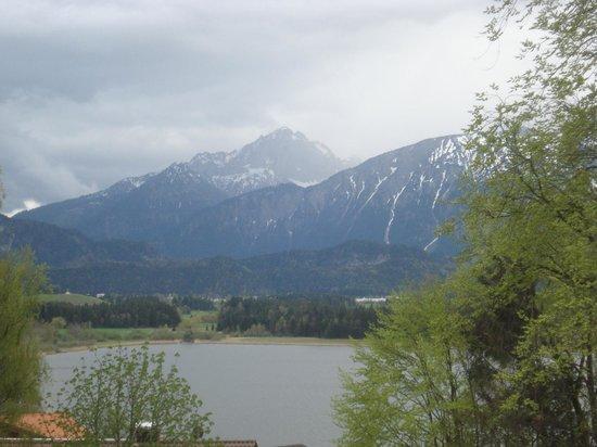 Landhaus Berger: panorama dal balcone