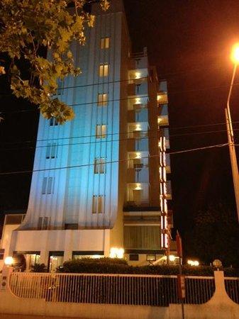 hotel aristeo di sera