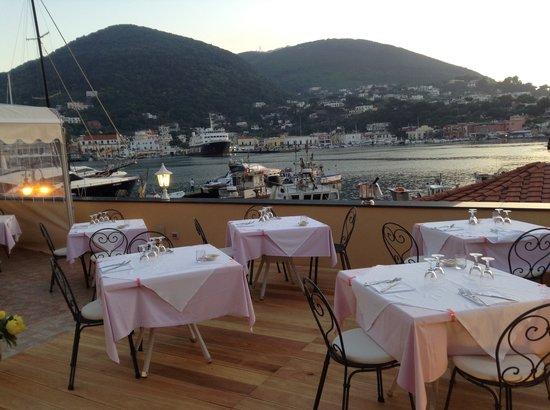 La Terrazza Di Mimi Ischia Porto Restaurant Reviews