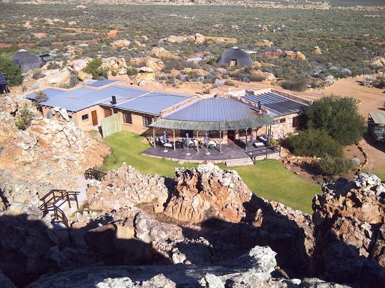 Kagga Kamma Nature Reserve: A Birds Eye View