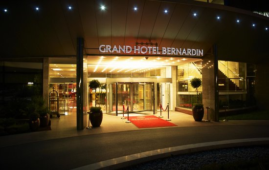 Grand Hotel Bernardin 157 ̶1̶9̶9̶ Updated 2018