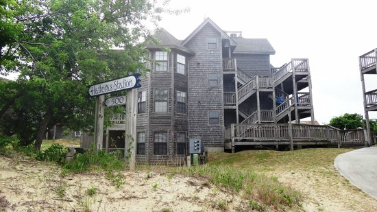Barrier Island Station - Duck: Our Resort