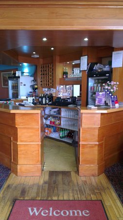 Shapla Indian Restaurant: bar