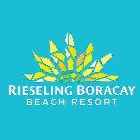Rieseling Boracay Beach Resort: Resort Logo