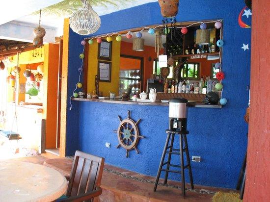Villa La Bella : The Bar