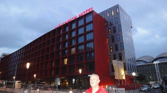 Movenpick Hotel Frankfurt am Main City: CP