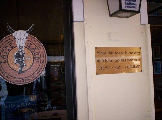 Caffe Lago: ingresso