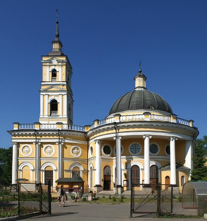 Church of Saint Elias the Prophet on Porohovyh