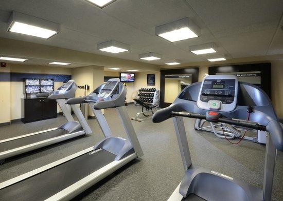 Hampton Inn Raleigh Durham Airport : Fitness Center