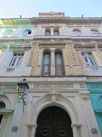 Houses, Alexis and Mary No 1 and No 2: Edificio