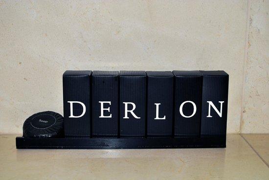 Derlon Hotel Maastricht: badaccesoires