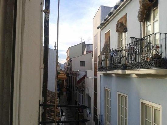 Casa Al Sur: view from dorm