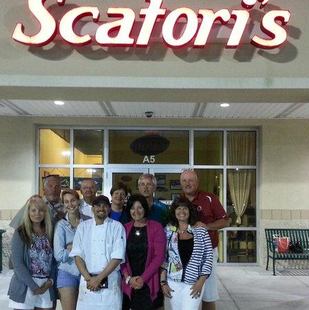 Scatori's: Most Excellent Cuisine!!