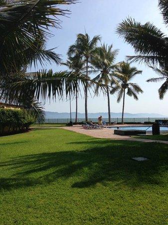 Los Tules Resort: zonas tranquilas