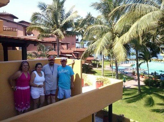 Los Tules Resort: desde la habitacion
