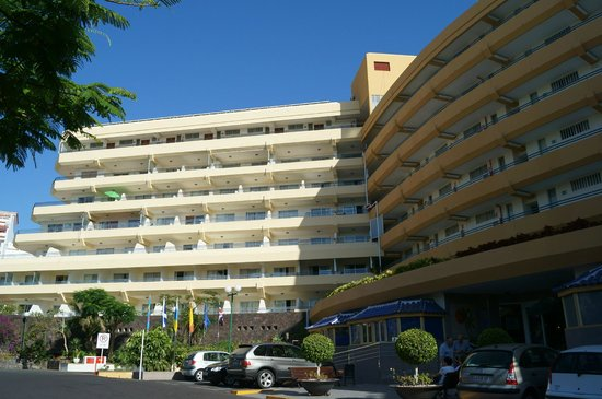 HOVIMA Santa Maria: View of the hotel from entrance
