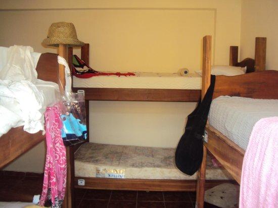 Geko Hostel Paraty: Quarto