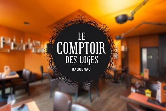 int logo picture of le comptoir des loges haguenau tripadvisor. Black Bedroom Furniture Sets. Home Design Ideas