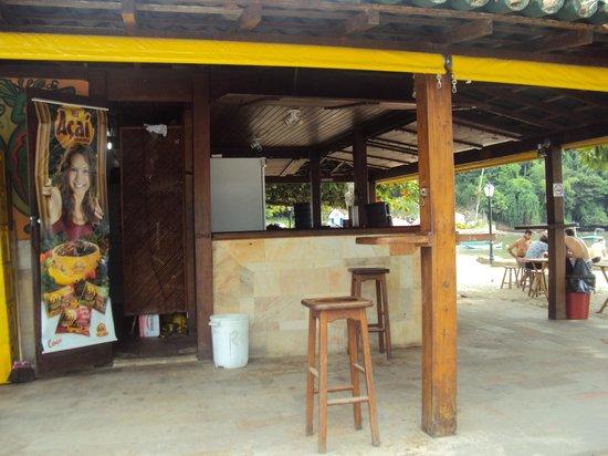 Geko Hostel Paraty: Área do café da manhã