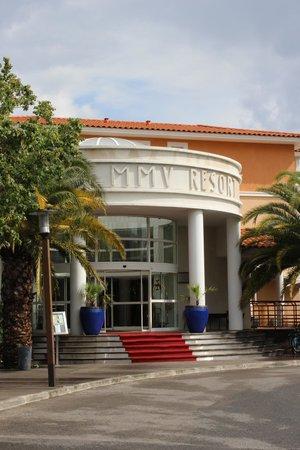 Mimozas Resort: MMV Reception