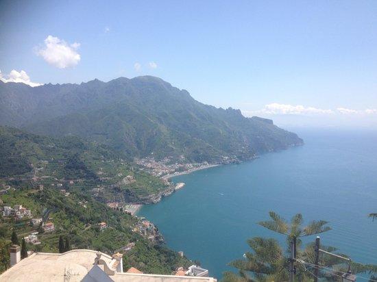 Villa Amore Ristorante : view