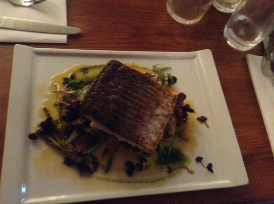 Hamstead Marshall, UK: bream