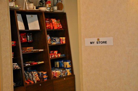 My Place Hotel-Cheyenne, WY: My Store