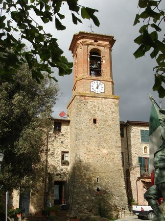 Bell Tower Castiglione della Valle