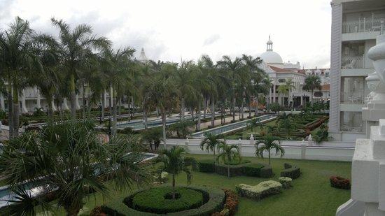 Hotel Riu Palace Riviera Maya: Vista desde habitac 1114