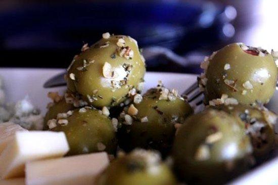 Tasting History: Tasty olives