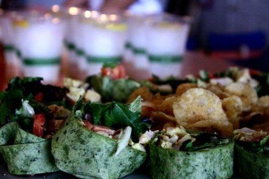 Tasting History: Fresh food