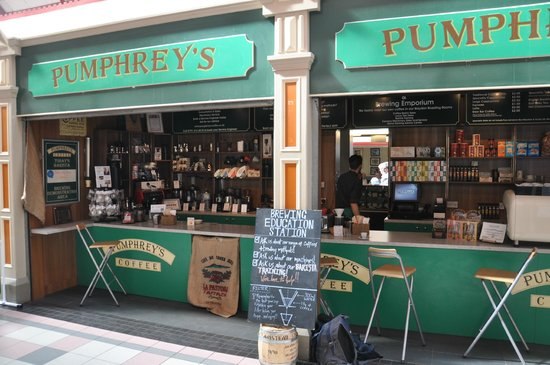 Pumphreys Coffee Centre & Brewing Emporium