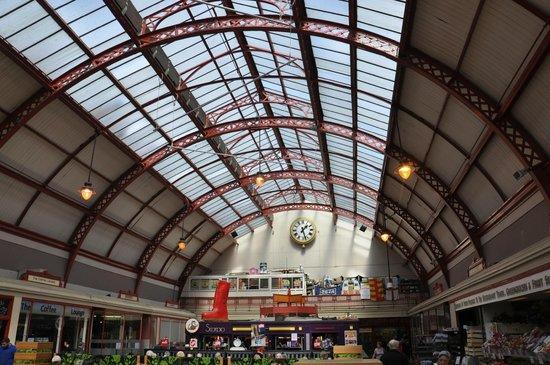 The fabulous main arcade of Grainger Market  Picture of Pumphreys