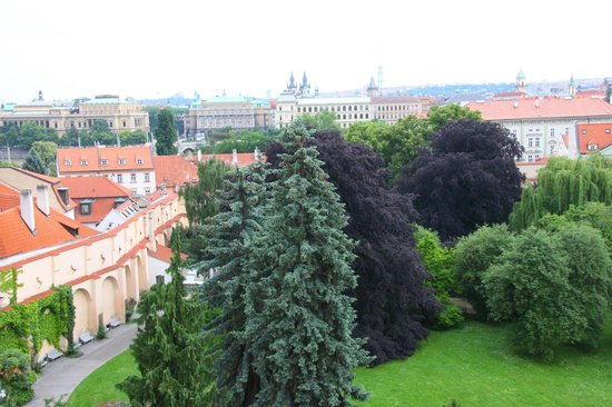 Luxury Family Hotel Royal Palace: View from the balcony