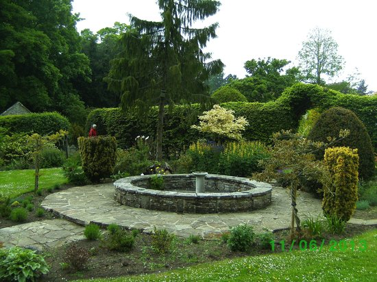 Eggleston Hall Gardens: Eggleston Gardens