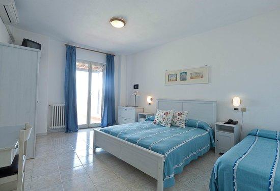 Hotel Ape Regina: Camera doppia con terrazzo