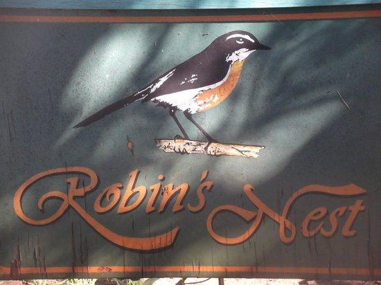Robin's Nest Guest House : Entrance