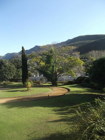 Robin's Nest Guest House : Hermanus Hills and Groun