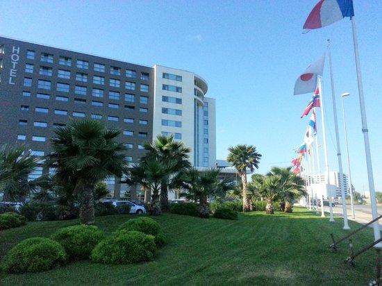 Parco Dei Principi Hotel Congress & Spa : panoramica esterna