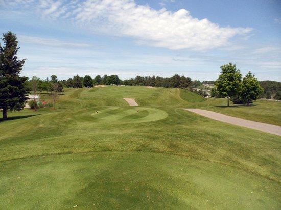 The Crown Golf Club: Crown Golf Club - Traverse City, MI