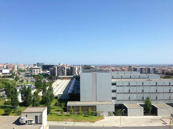 Novotel Barcelona Sant Joan Despi: View from 7th floor