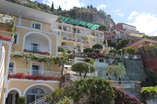 Hotel Marincanto: Hotel