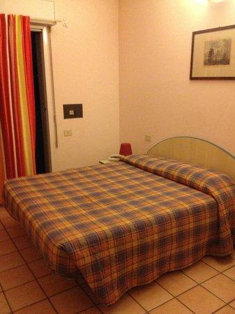 Residence Casa e Vela : upstairs, bedroom