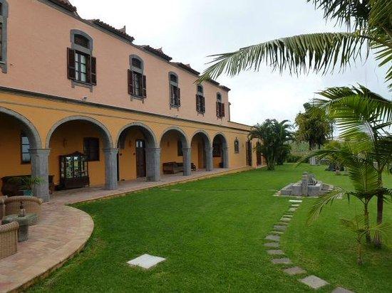Hacienda del Buen Suceso: La hacienda